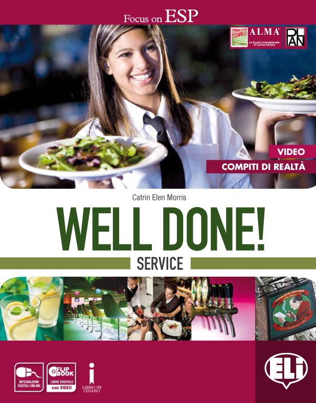 Well done! Service