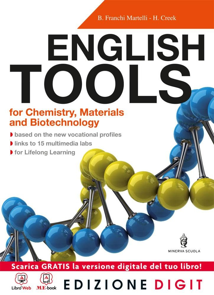 English Tools for Chemistry, Materials and Biotechnologies - Volume unico + Basic English Tools
